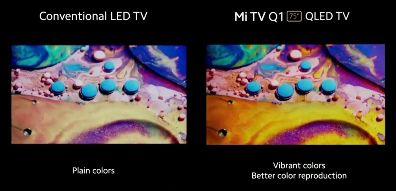 Xiaomi Mi Q1 Tv 4k 120hz Qled Hdmi 2.1 Color