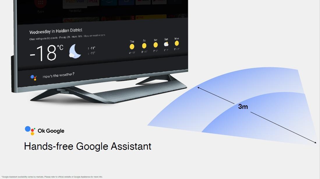 Xiaomi Mi Q1 Tv 4k 120hz Qled Hdmi 2.1 Ok Google