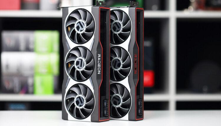 Amd Radeon Rx 6000 6800 6900 Stock