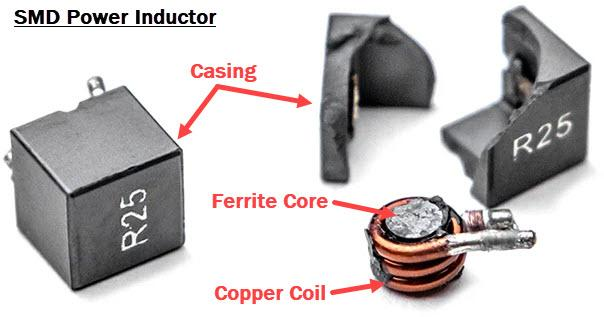 Gpu Smd Power Inductor Coil Whine