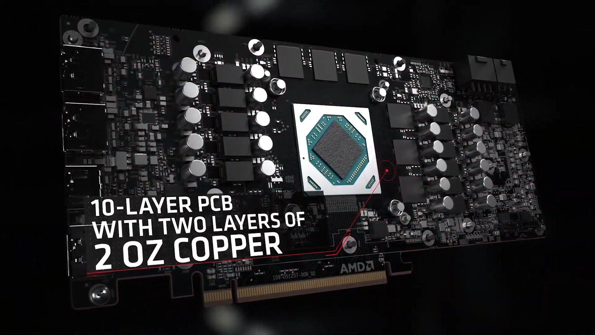 Amd Radeon Rx 6700 Xt Pcb