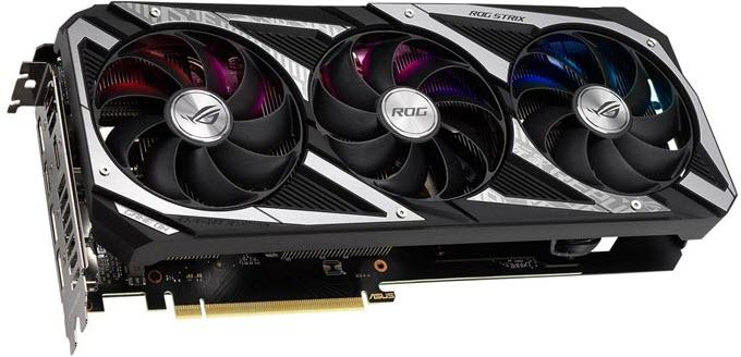Asus Rog Strix Geforce Rtx 3060 Oc Edition