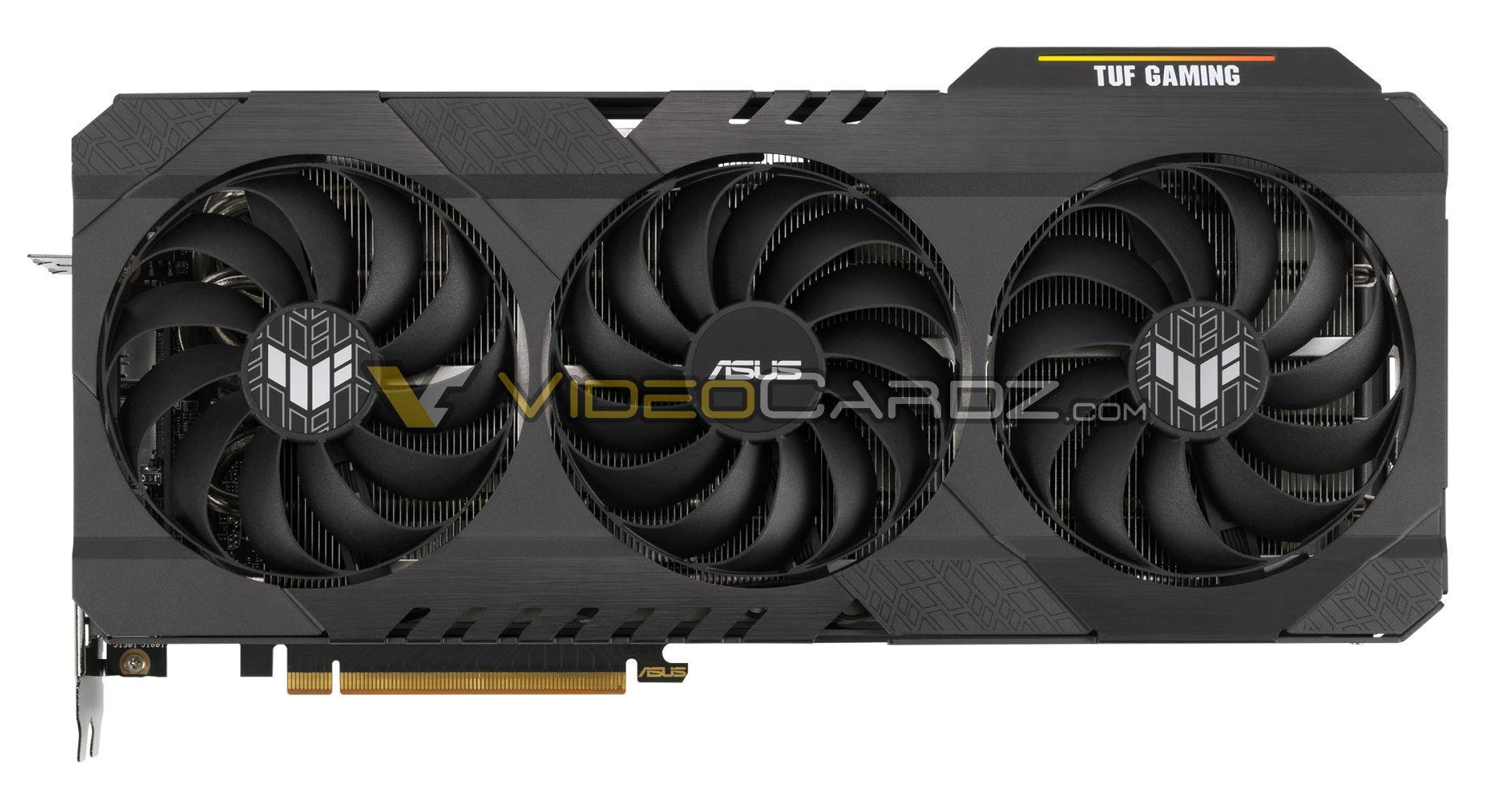 Asus Radeon Rx 6700 Tuf Gaming Oc 12go