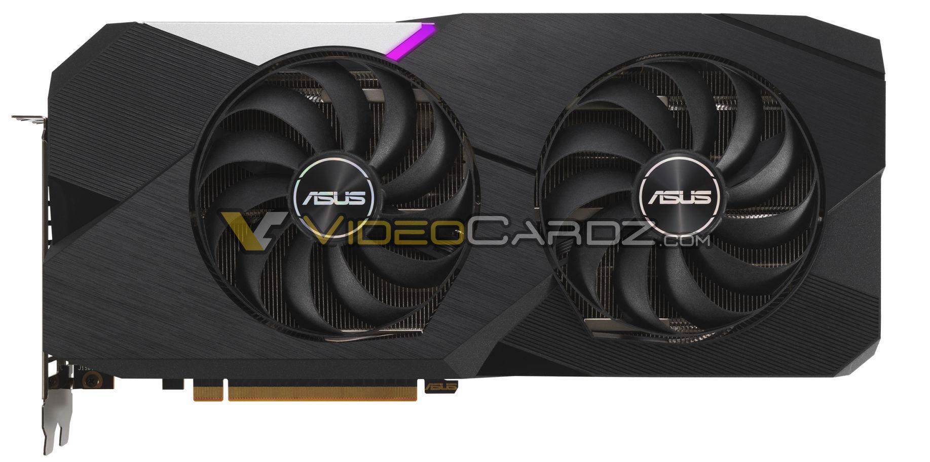 Asus Radeon Rx 6700 Xt Dual 12go