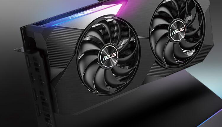 Asus Radeon Rx 6700 Xt Dual