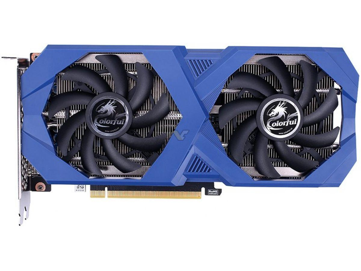 Colorful Geforce Rtx 3060 Ti 8go Icafe2