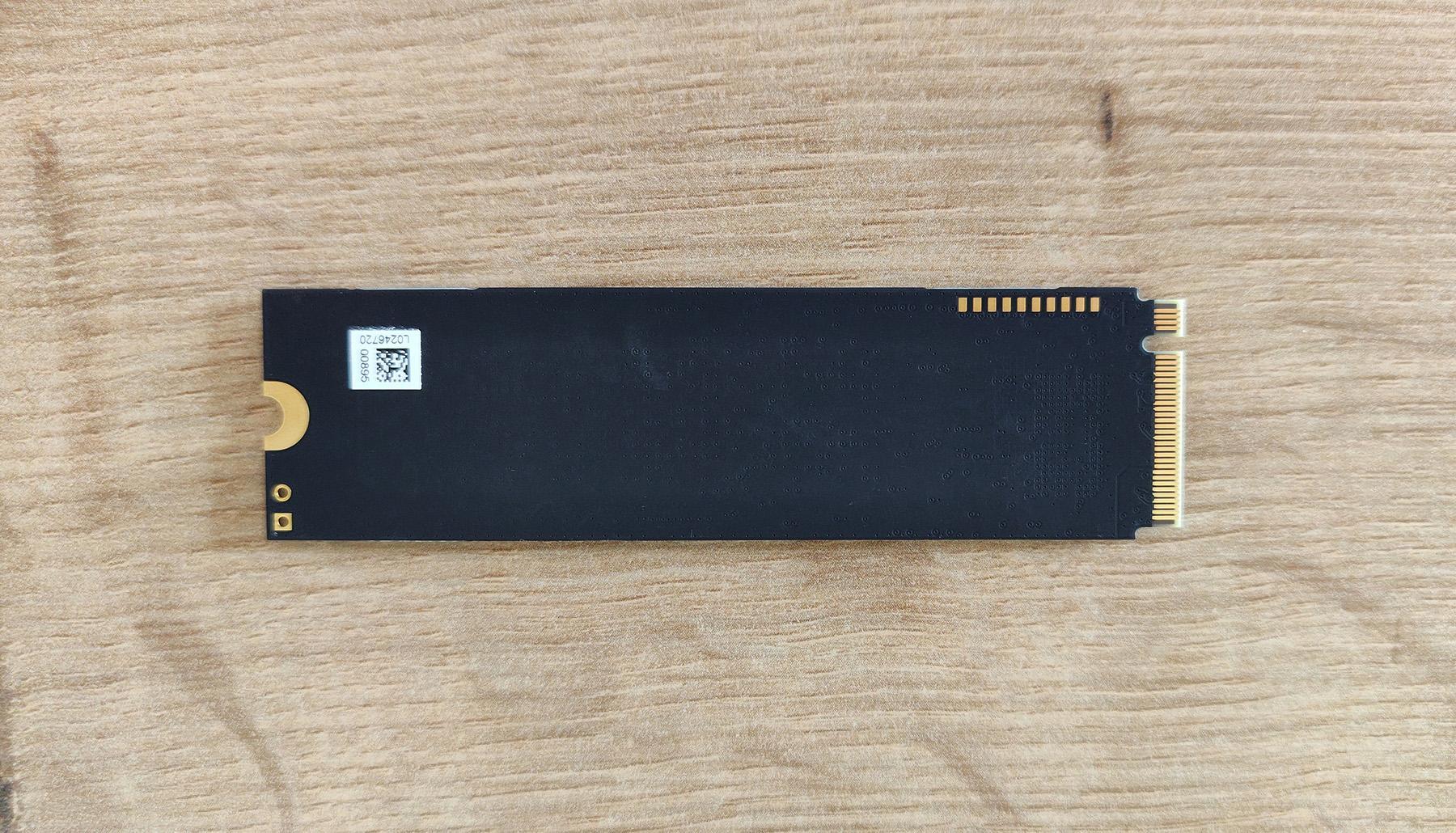 Lexar Ssd Nm620 512 Go Gb Back Omgpu Test