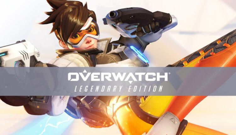 Overwatch Nvidia Reflex