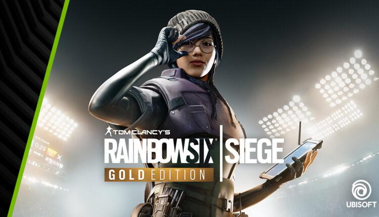 Rainbow Six Siege Nvidia Rtx