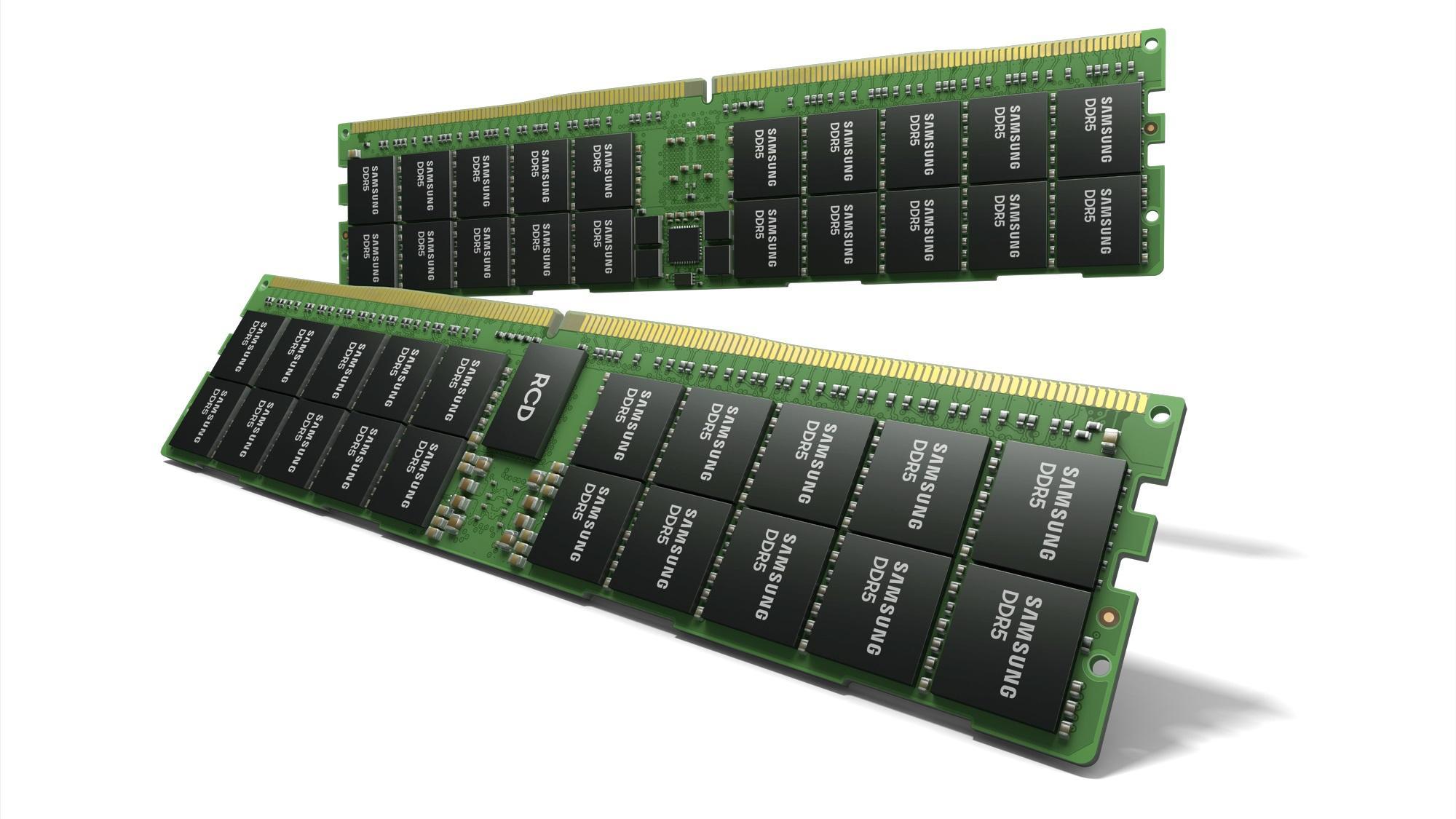 Samsung Hkmg Ddr5 Memory Memoire
