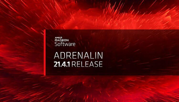 Amd Radeon Adrenalin 2020 21.4.1