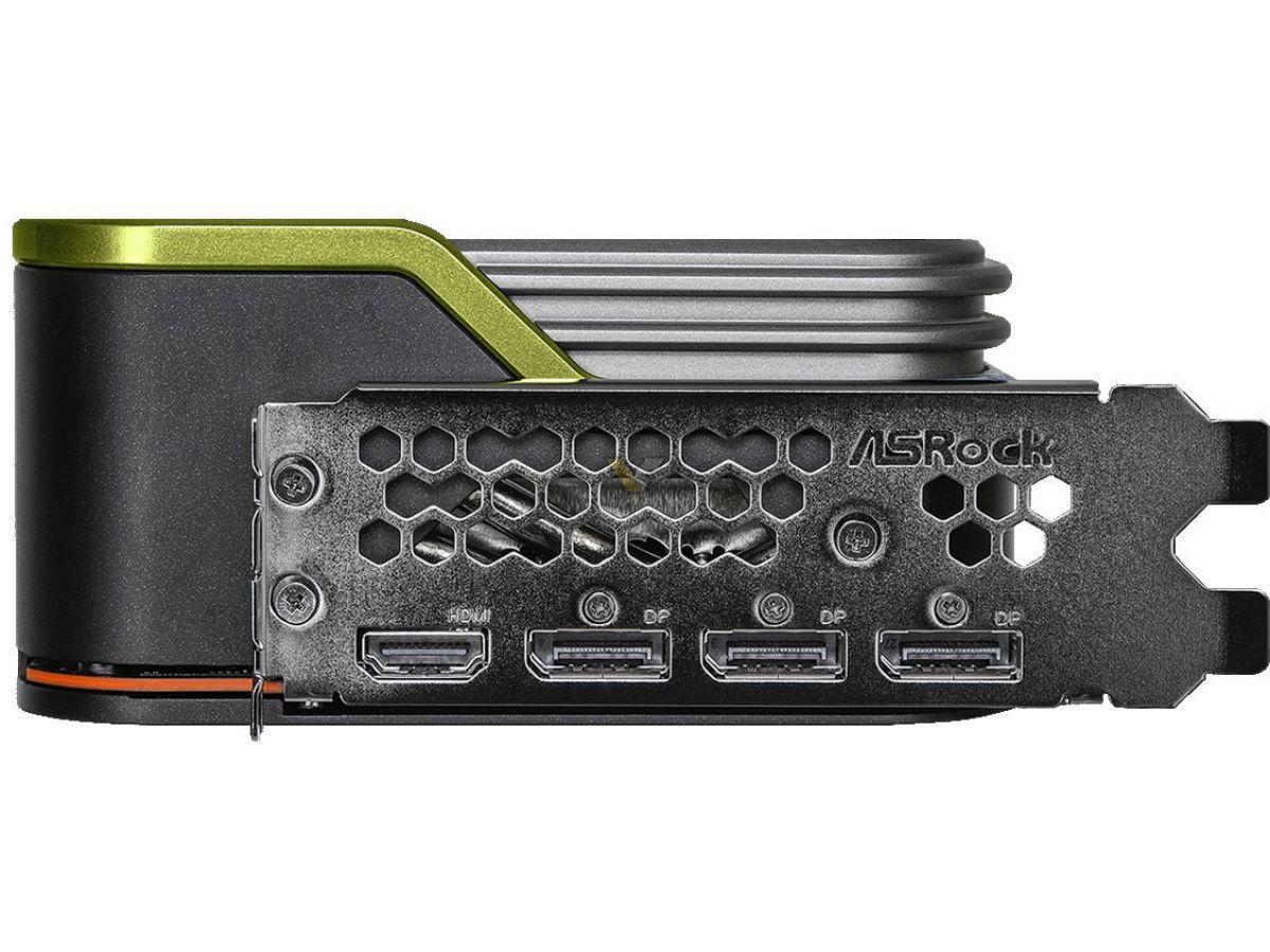 Asrock Rx 6900 Xt Oc Formula Connector Connecteur