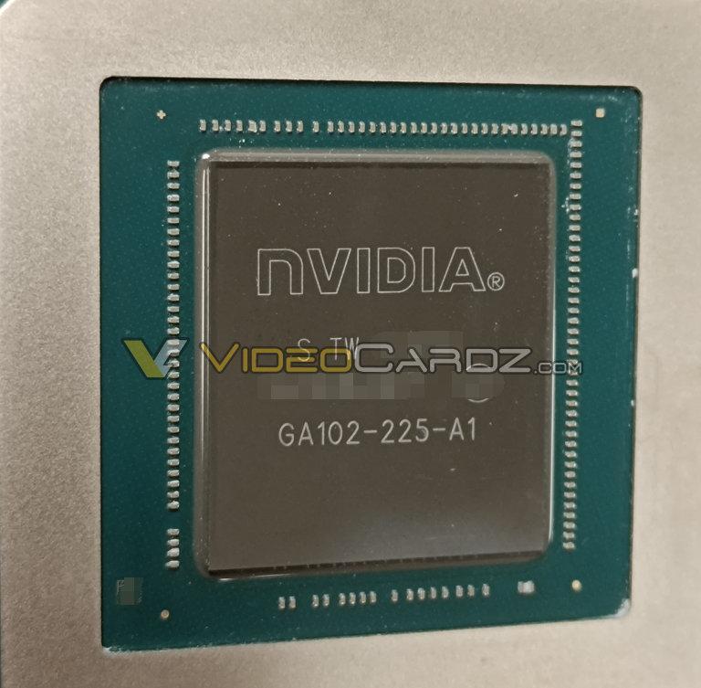 Nvidia Rtx 3080 Ti Ga102 225 Gpu Chip