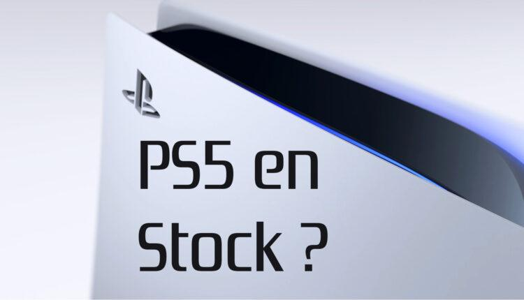 Ps5 Stock Playstation 5