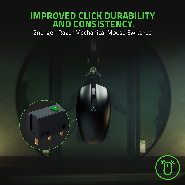 Razer Orochi V2 Gaming Mouse White Blanc Switch
