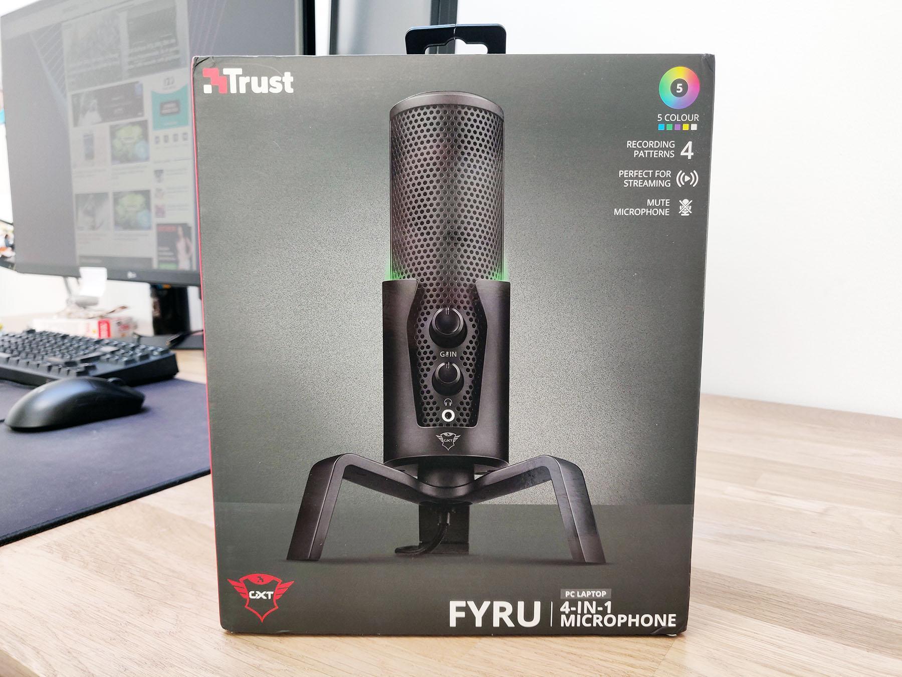 Trust Fyru Gxt 258 Test Micro Box Packaging Omgpu