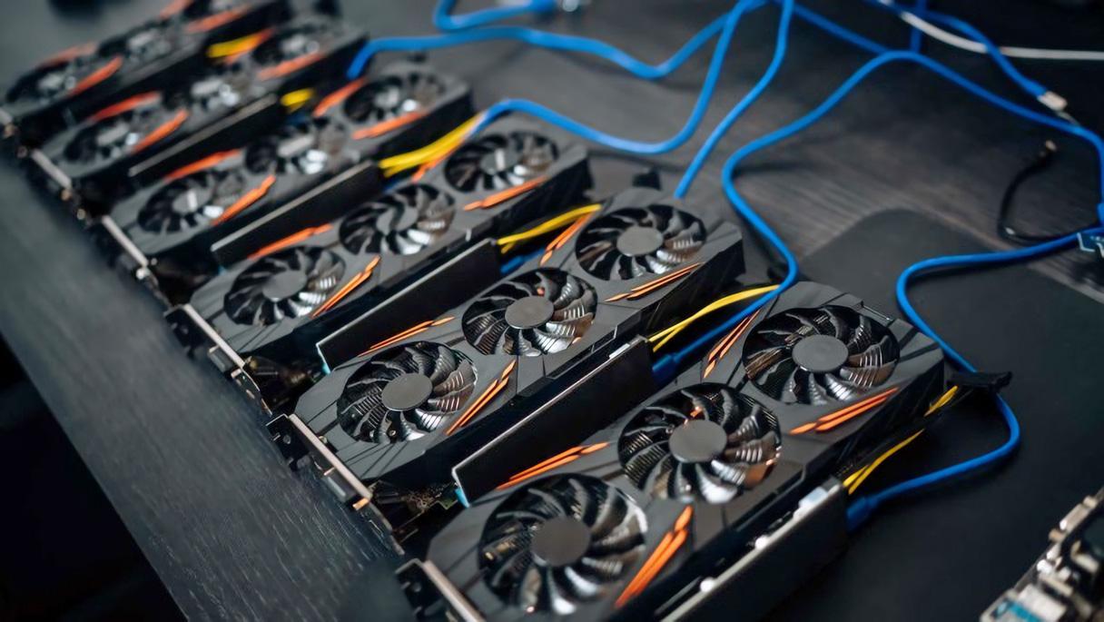 Nvidia Crypto Mining Gpu Rigs Cards