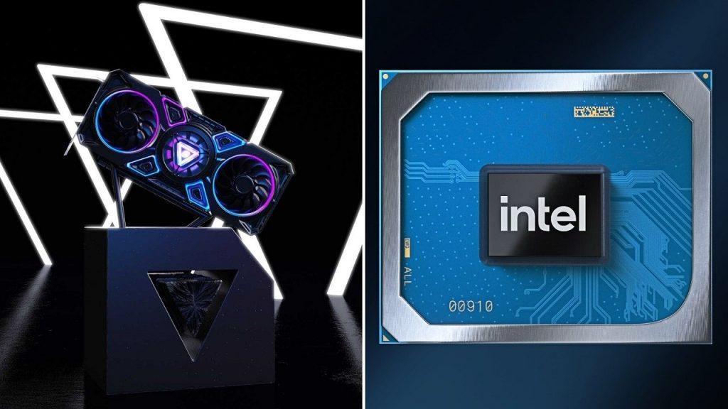 Intel Dg2 External Graphics Card