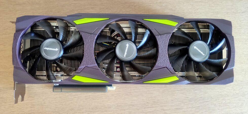 Manli Rtx 3080 Ti Unboxing 3