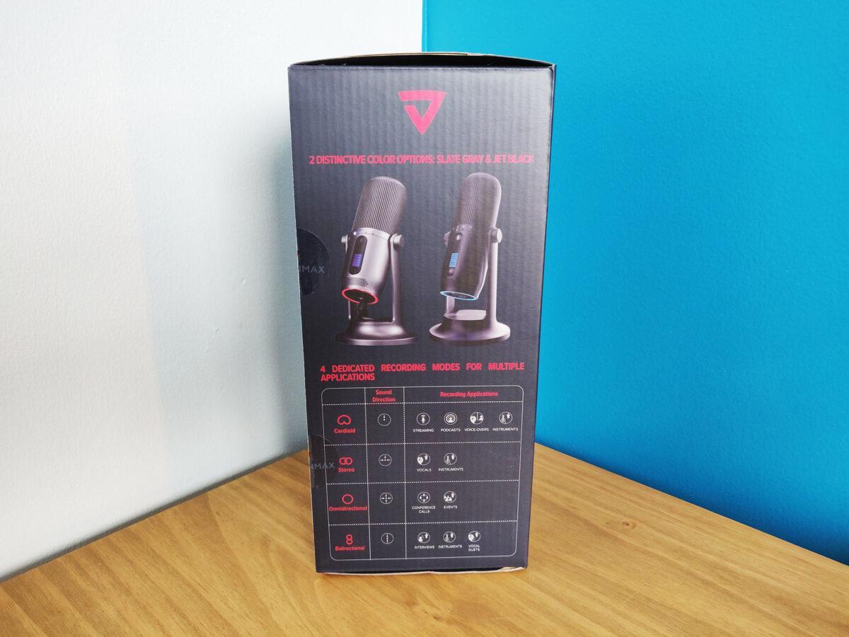 Thronmax Mdrill One Pro Test Box Boite Gauche Left