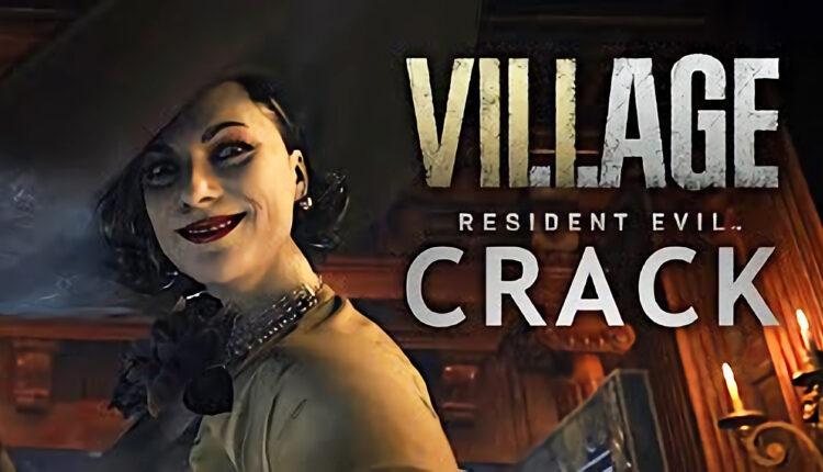 Resident Evi Village Crack