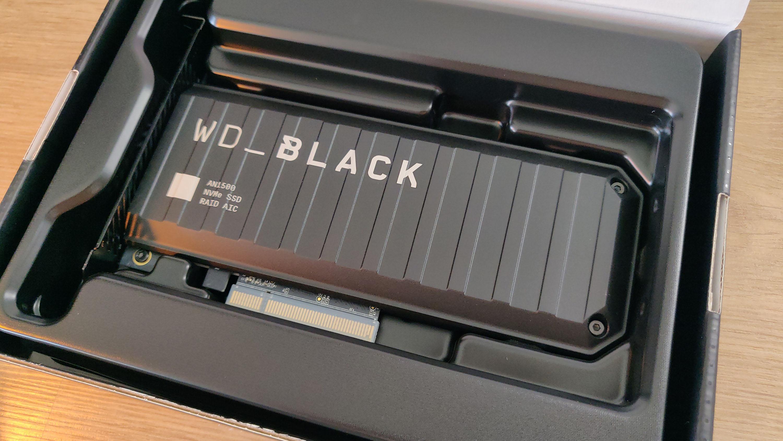 Wd Black An1500 Box Inside
