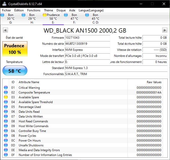 WD_BLACK An1500 Crystaldiskinfo
