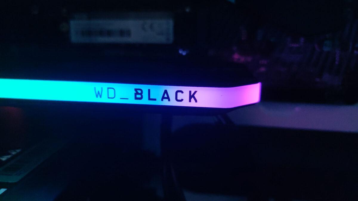 Wd Black An1500 Rgb Ssd 1