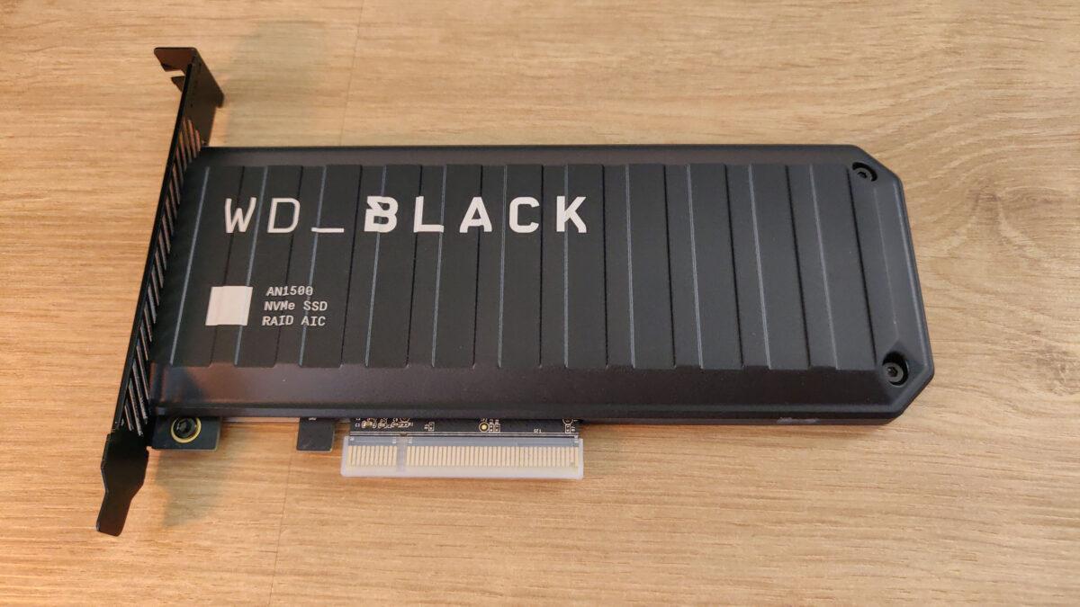 Wd Black An1500 Ssd Nvme